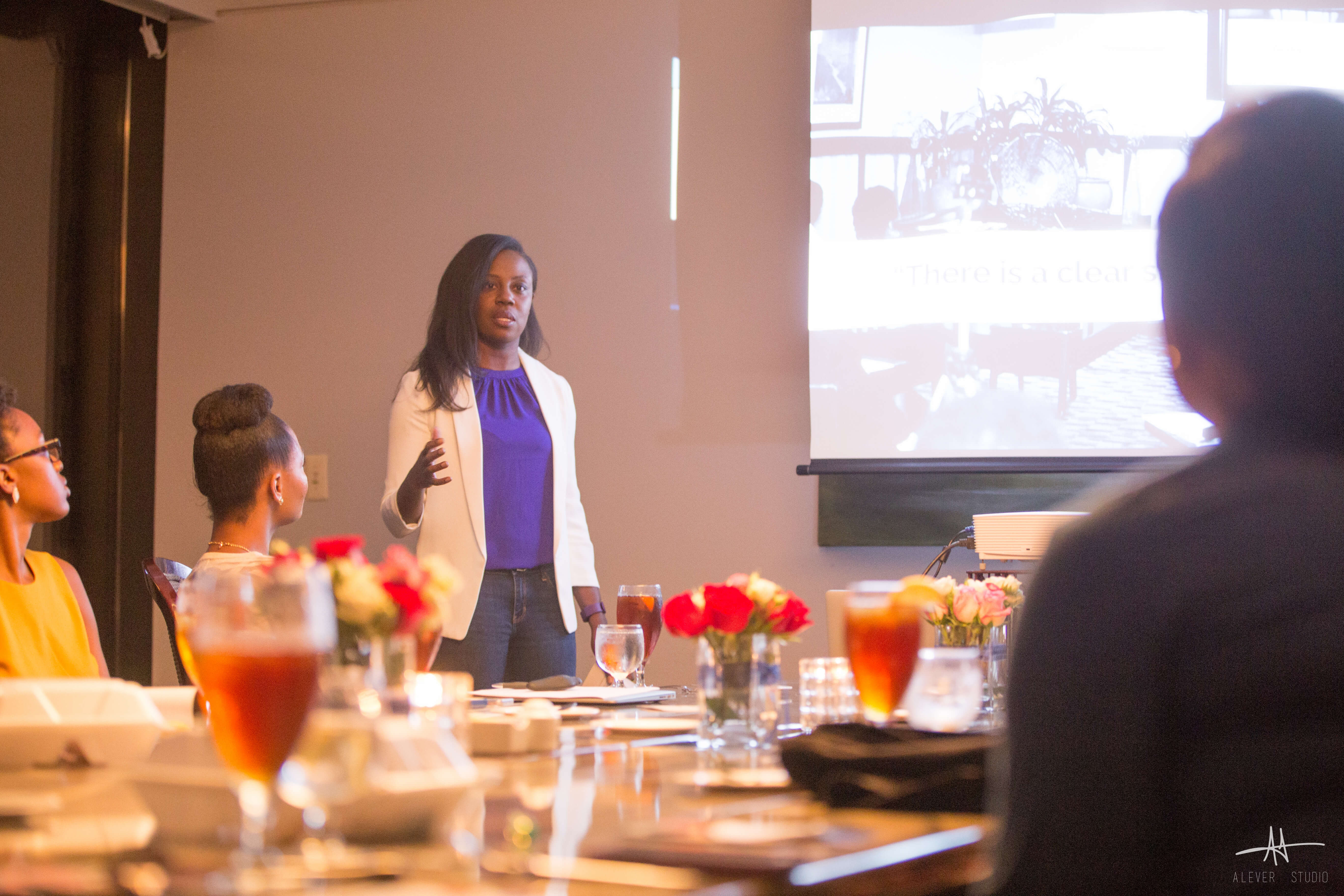 corporate training latisha styles speaking
