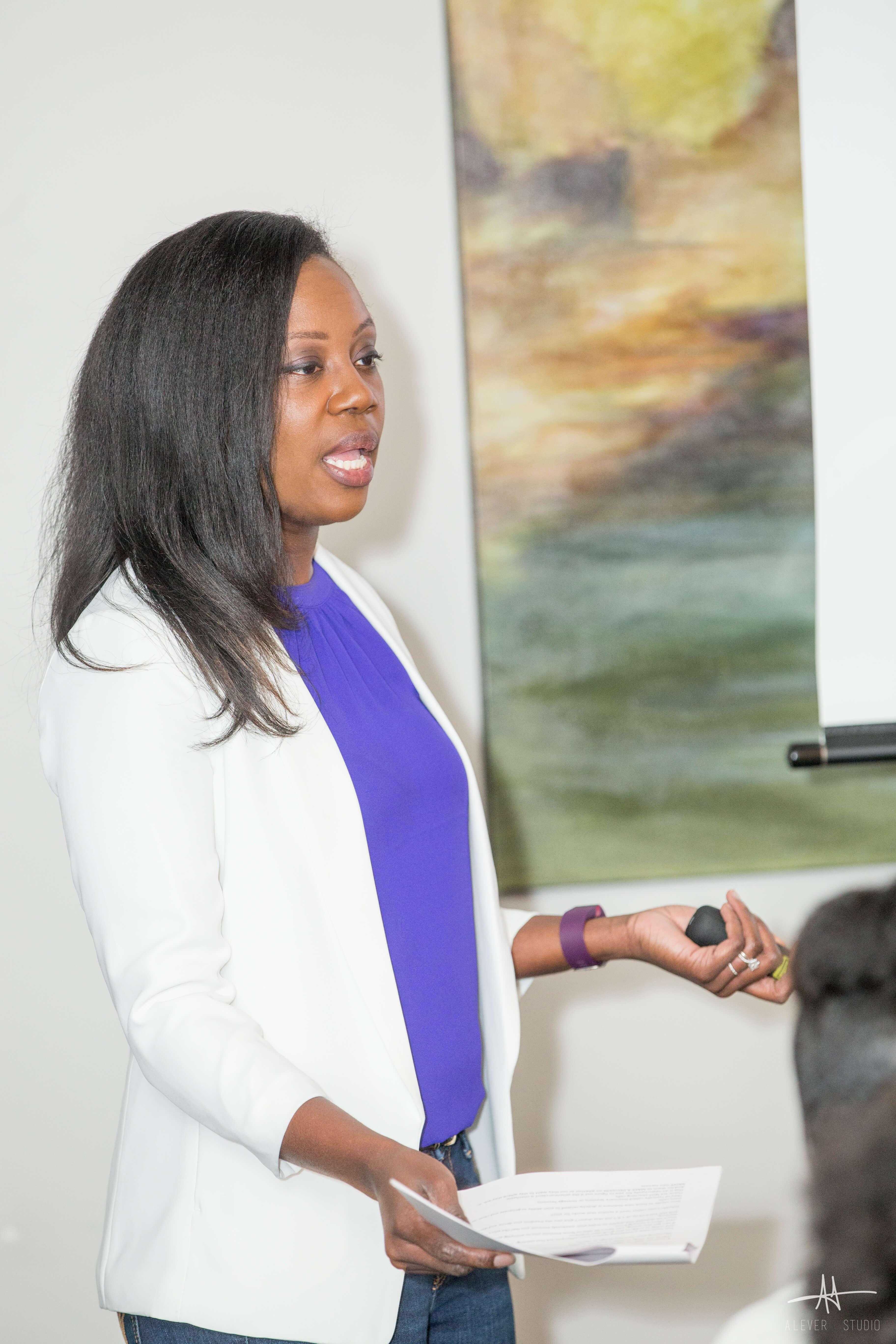 latisha styles millenial keynote speaker