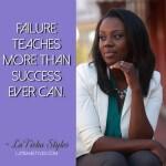 failure teaches entrepreneurs