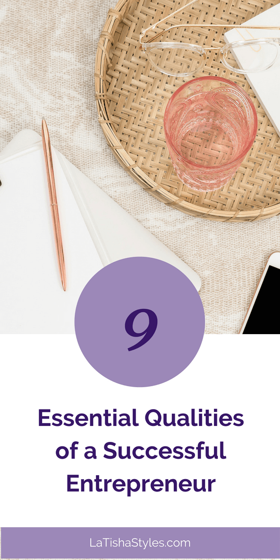 essential qualities of successful entrepreneur