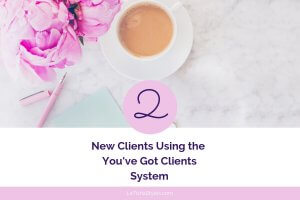 doctor books two new coaching clients Blog