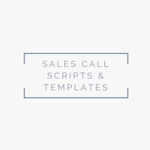sales-call-scripts-templates