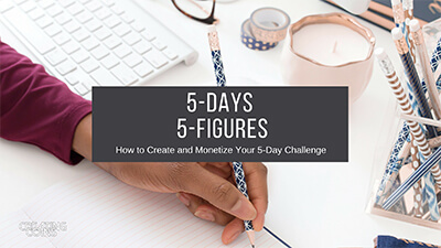 5 days 5 figures