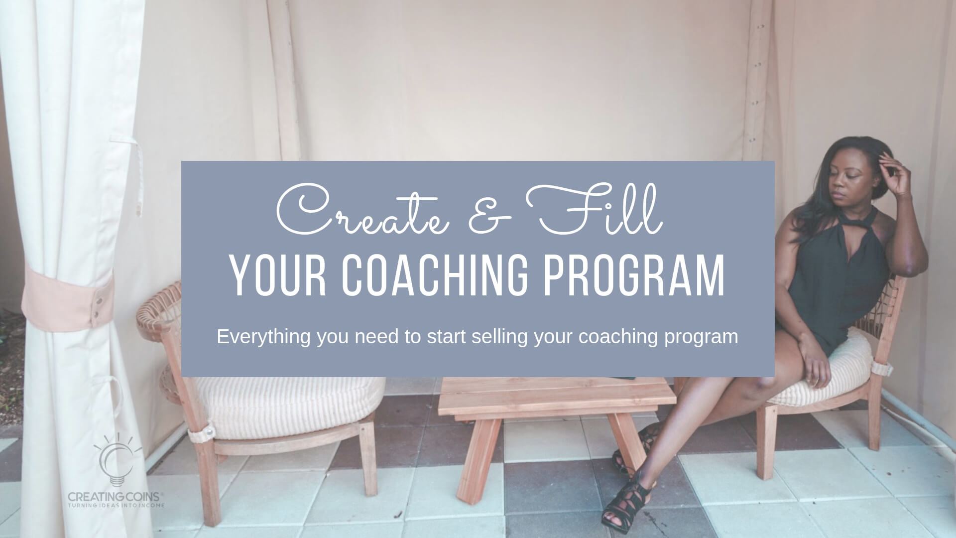create and fill your coaching program