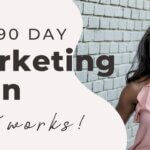 The 90 day marketing plan that works