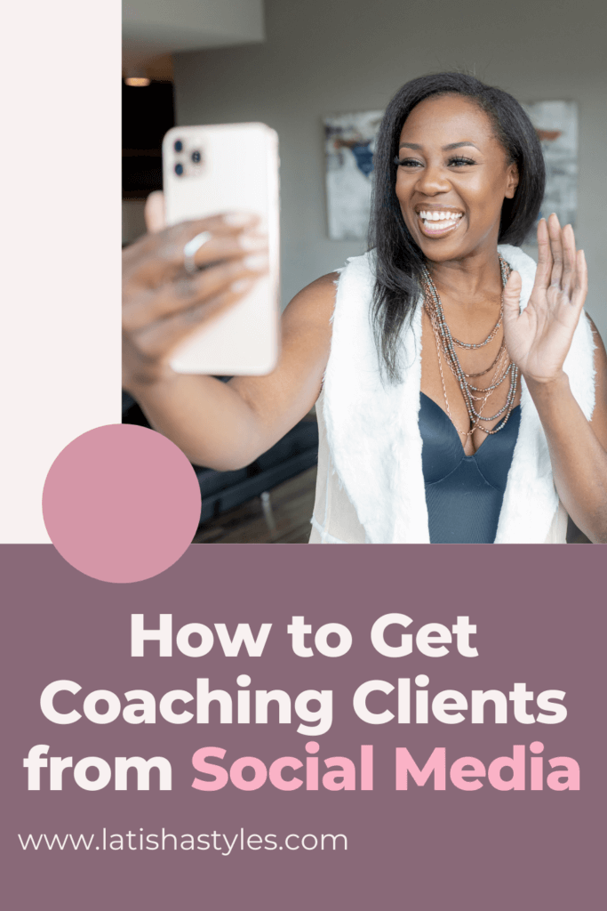 How To Get Coaching Clients From Social Media